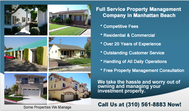 Property Management in Manhattan Beach