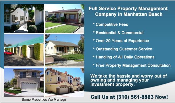 Property Management in Manhattan Beach